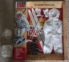vintage action man 40th anniversary ski patrol card boxed