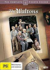 The Waltons : Season 4 (DVD, 2016, 5-Disc Set)