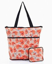 Floral Nylon Shoulder Bags