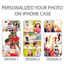 Your Custom Thin Silicone Case For Apple iPod iPhone 5 6 7 8 Plus X XS Max XR