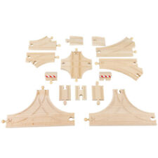 HAPE E3708 Advanced Train Track-Building Railway Expansion Set inc 16pcs 3yrs+