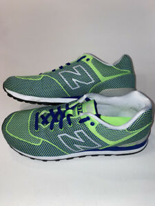 NEW BALANCE 574 ML574GB GREEN MEN SHOES 10.5 USED IN VERY NICE CONDITION