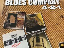 Blues Company,4 CD,s,4-2-1