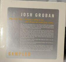 Josh Groban Sampler Cd You're Still You Gira Con Me Cinema Paradiso 100765