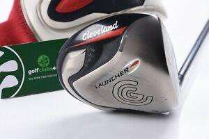 Cleveland Launcher CG Driver / 9 Degree / Stiff Flex Fujikura Shaft / CLDLAU374