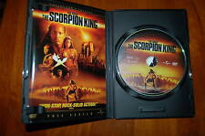 The Scorpion King (DVD, 2002, Full Frame)