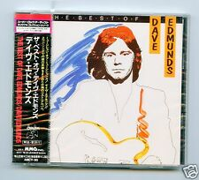 Dave Edmunds/The Best Of... (Japan/1990 1st Press/Sealed)