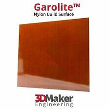 Garolite 3D Printer Build Plate - 3DMaker Engineering