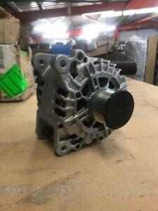 03l903024lx Volkswagen Alternator genuine part (DAMAGED)