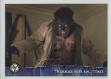 2003 Topps X-Men 2: United #16 Terror is a Mutant Non-Sports Card 1k3