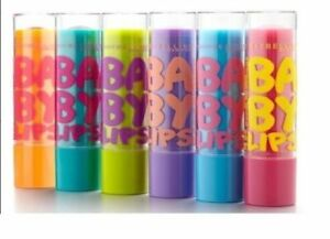 Maybelline Baby Lips Moisturising Lip Balm- Carded- Choose your shade NEW