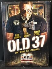 Old 37 (DVD, 2015, Widescreen)-Horror-with Slipcover-Anchor Bay-Rare & OOP