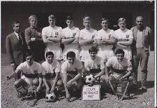 FOOTBALL CP EQUIPE DE OLYMPIQUE DE LYON 1967