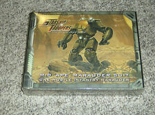 Starship Troopers M-8 APE Marauder Suit - Mongoose 910007 - New & Sealed