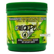 BOE Crece Pelo Natural Treatment Helps Capillary Growth 8.5 Oz. for Hair Growth