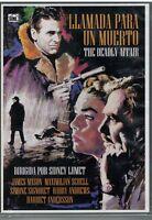 Llamada para un muerto (The Deadly Affair) (DVD Nuevo)