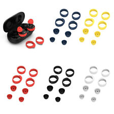 8X Replacement Silicone Earbud Cover Tips Ear Gels Buds for Samsung Galaxy Buds+