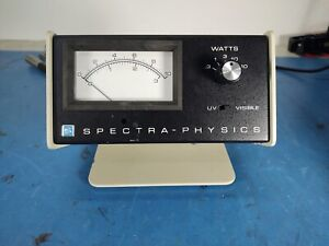 Spectra-Physics Power Meter for 171-19 *30DAY ROR*