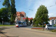PHOTO  2012 GERMANY HARZ TRAM HALBERSTADT TRAM