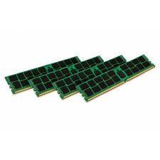 Kingston 32gb (4x8) Ddr4 2400mhz ECC Reg Memory DIMM Kvr24r17s8k4/32 EX VAT