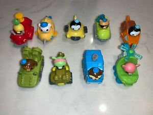 Octonauts Gup Speeders (v, K, S, M, D,I, G) Great condition - choose character