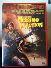 Chuck Norris M Rated DVD & Subtitles Blu-ray Discs
