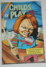 ~ CHILD'S PLAY 3 #2 1992 Innovation Comics Classic Horror Chucky NM 9.4