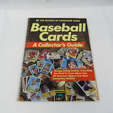 Baseball Cards A collectors Guide The Editors Of Consumer Guide Buying Selling