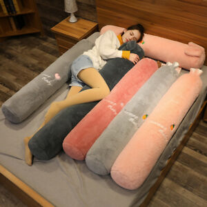 40 Cm Removable Washable Rabbit Cylinder Long Pillow Lovely Long Ears Rabbit