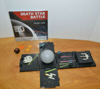 STAR WARS BOX BUSTERS DEATH STAR MINIATURE PLAYSET GAME PIECE COMPLETE
