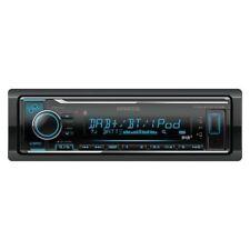 Kenwood KMM-BT504DAB+ Radio + Blende für Mercedes Viano Vito CLK C-Klasse ab2002