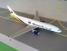 JC WINGS 1:200 AIRBUS A300-600R MONARCH AIRLINES, G-MAJS XX2545 NEW