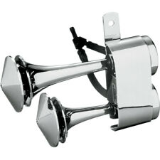 Rivco Products Dual - Air Horns - Chrome | AHHD