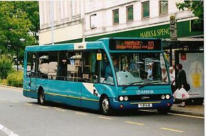 Bus / Coach Photo: ARRIVA NORTH EAST 2868 Optare Solo - YJ11 OJD - Darlington