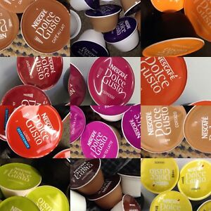 Nescafe Dolce Gusto Loose Pods/Capsules (10, 30, 50, 80 and 100 Pods)