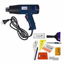 Install Proz 1800w Industrial Heat Gun With Digital Temperature Gauge 2 Attac