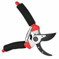 Classic Pruning Shears, Razor Sharp Bypass Secateurs - Premium Hand Pruner Tool
