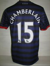 #15 CHAMBERLAIN ARSENAL 2012-13 AWAY  SHIRT JERSEY SIZE S