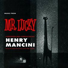 OST/MR LUCKY & MR LUCKY GOES LATIN  CD NEW! MANCINI,HENRY