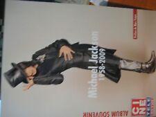 Michael Jackson Album souvenir