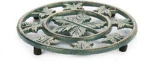 Cast Iron Plant Stand - Flower Pot Stand : Keeps Your Plant & Flower Pots Off