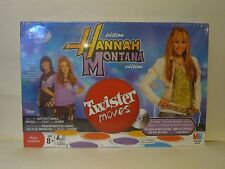 Twister Moves Game, Hannah Montana Edition, Disney 2008 NIB