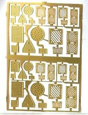 Drain Manhole covers Etched Brass F73 UNPAINTED OO Scale Langley Models Kit