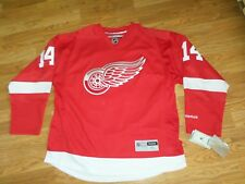 DETROIT RED WINGS  GUSTAV NYQUIST  JERSEY  XL  !!!