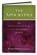 The Apocrypha : The Deuterocanonical Books of the Old Testament (hc) New w/rm*