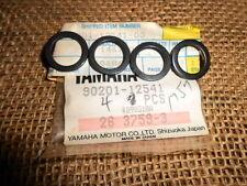 NOS Yamaha OEM Kick Start Washer TT350 TY175 IT175 DT125 90201-12541 QTY4