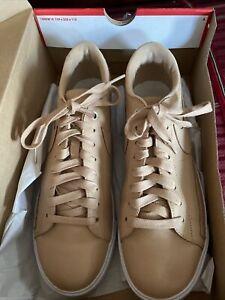 Nike Blazer Low SE PRM Women's Sneakers Vachetta Tan New size 11 $95