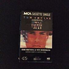 Edie Brickell New Bohemians SINGLE A Hard Rains A Gonna Fall 1990 Cassette