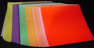 """180 Sheets Origami Paper 24 Colors One Sided 15cm (5.9"""") Square"""