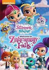 Shimmer and Shine: Welcome to Zahramay Falls (DVD, 2016)